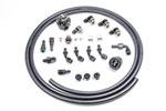 Radium Engineering 02-Up WRX/STi Subaru EJ Fuel Rail Plumbing Kit - Series; 2002-2020