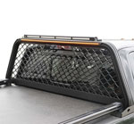 Putco 15-20 Nissan Titan XD - Black Boss Racks; 2015-2020