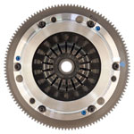Exedy Hyper Twin Organic Clutch Kit ACURA NSX V6 3.2; Req. Trans. Input Shaft; 1997-2005