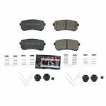 Power Stop 18-19 Hyundai Kona Rear Z23 Evolution Sport Brake Pads w/Hardware; 2018-2019