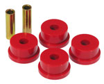 Prothane 84-88 Pontiac Fiero Engine Torque Strut Bushings - Red; 1984-1988