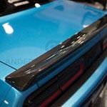 Anderson Composites Challenger Hellcat Carbon Fiber Rear Spolier; 2015-2018