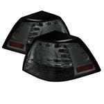 Spyder Pontiac G8 LED Tail Lights - Smoke - (ALT-YD-PG808-LED-SM); 2008-2009