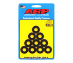 ARP 7/16 ID 1in OD Black Washers (10 pack); 0-0