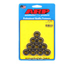 ARP M12 x 1.25 12-Point Nut Kit (Pack of 10); 0-0