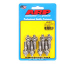 ARP S2000 Exhaust Manifold Bolts M8 x 1.25 x 38mm Broached 8 Piece Stud Kit; 1950-2018