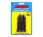 ARP 3/8-24 x 3 12pt Black Oxide Bolts (5/pkg); 1950-2018
