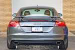 AWE Tuning Audi TT RS Coupe 2.5L TurboSwitchPath Exhaust System; 2012-2013