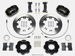 Wilwood Forged Dynalite Front Hat Kit 12.19in 2016-Up Mazda MX5 Miata w/ Lines; 2016-2021