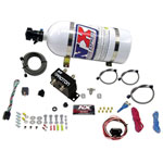 Nitrous Express Proton Fly By Wire Nitrous Kit w/10lb Bottle; 0-0