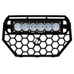 Baja Designs 14-15 Polaris RZR Grille/OnX6 LED Light Bar Kit; 2014-2015
