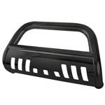 xTune CHEVY SILVERADO CLASSIC 1500LD 3 inch Bull Bar - BLACK; 1999-2007