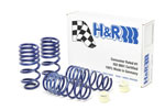 H&R 14-19 Porsche 911/991 Turbo/Turbo S Sport Spring (Incl. PASM/Incl. Front End Lift); 2014-2019