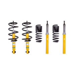 Bilstein B12 (Pro-Kit) Suspension Kit Volkswagen Eos Front and Rear; 2007-2016