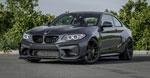 Vorsteiner BMW F87 M2 VRS Aero Front Spoiler Carbon Fiber PP 2x2 Glossy; 2016-2017