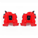 Power Stop 05-09 Ford Escape Rear Red Calipers w/o Brackets - Pair; 2005-2009