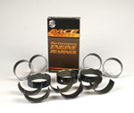 ACL Honda 4 H22A4 2156cc (Standard Size) Race Series Rod Bearing Set; 0-0
