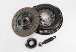 Competition Clutch Stage 2 - Steelback Brass Plus Clutch Kit, Subaru WRX-STI 2.5L Turbo (Pull Type) (EJ25T); 2004-2016