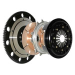 Competition Clutch 184MM Rigid Super Single Clutch Kit, Acura RSX 2.0L 5spd and 6spd (K20); 2002-2008
