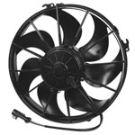SPAL 1870 CFM 12in High Performance (H.O.) Fan; 0-0