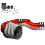 Spyder Subaru Impreza 02-03 WRX Cold Air Intake / Filter - Red