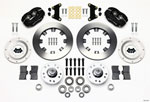 Wilwood Forged Dynalite Front Kit 12.19in 49-54 Chevy/53-62 Corvette (*Line Kit Needed*); 1954-2021