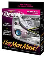 Dynamat Xtreme Door Kit