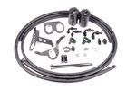 Radium Engineering Toyota Supra MKIV VTE Dual Catch Can Kit; 2019-2021