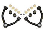 ICON 2015+ Chevrolet Colorado Tubular Upper Control Arm Delta Joint Kit; 2015-2021