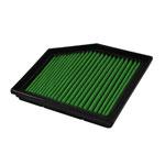 Green Filter 13-16 Dodge Dart 2.0L L4 Panel Filter; 2013-2016
