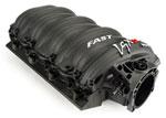 FAST LSXR Intake 102mm LS7 Corvette in Black; 2006-2013