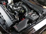 aFe 16-19 Nissan Titan XD V8 5.0L Momentum HD Cold Air Intake System w/ Pro DRY S Media; 2016-2019