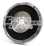 Clutch Masters Aluminum Flywheel Mitsubishi Lancer - 2.4L Ralliart (10 lbs); 2004-2006