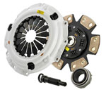 Clutch Masters Mitsubishi Lancer - 4 Cyl 2.0L Turbo Evo 7-9 Clutch Master FX400 Clutch Kit; 2001-2007
