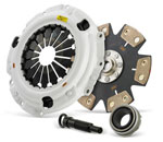 Clutch Masters Honda Civic SI - 4 Cyl 2.0L 6 Speed Clutch Master FX500 Clutch Kit; 2002-2012