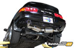 GReddy 90-96 Toyota MR2 Evolution GT Exhaust; 1990-1996