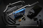 GReddy 09+ Nissan GTR Transmission Cooler Kit; 2009-2020