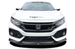 GReddy 2017+ Honda Civic Si Coupe/Sedan Front Lip Spoiler; 2017-2020