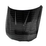 Seibon Carbon Fiber Gtr Style Hood Bmw M3 Series 2dr (E92) Excl. Convertible; 2008-2013