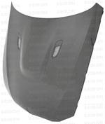 Seibon Carbon Fiber Oe Style Hood Bmw M3 Series 2dr (E92) Excl. Convertible; 2008-2013