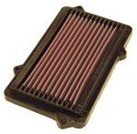 K&N Air Filter For Honda Crx Si L4-1.5L F/i; 1983-1989