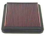 K&N Air Filter For Lexus Gs400; 1998-2006