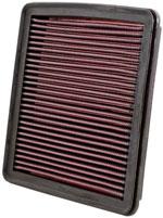 K&N Air Filter For Sub Outback / Leg / Impreza / Forester; 2003-2011