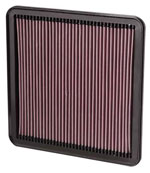 K&N Air Filter For Toyota Tundra / Sequoia / Land Cruiser; 2007-2011