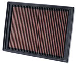 K&N Air Filter For Land Rover Lr2 3.2l; 2008
