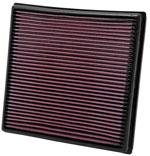 K&N Air Filter For Chevrolet Cruze 1.8L / 1.6L L4; 2009-2011