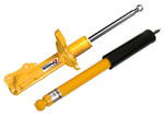 Koni Acura CL Sport (Yellow) Shock; Front; 2001-2003