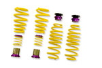 KW Suspension KW Height Adjustable Spring Kit Audi A7; 2012-2019