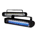 Spec-D Universal Led Bumper Fog Light