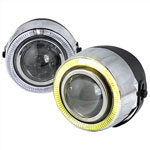 Spec-D Halo Fog Light Projector - 7 Color